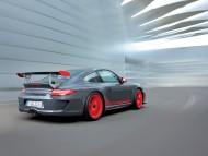 GT3 RS back / Porshe