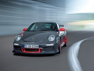 GT3 RS front / Porshe