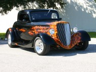 hot rod / Retro Cars