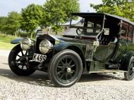 1912, vintage, Silver Ghost / Rolls Royce
