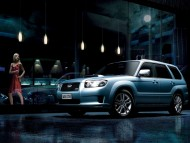 Blue WGX 35K / Subaru