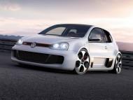 Volkswagen GTI W12 Concept 2007 1 / Volkswagen