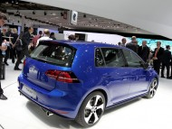 Golf GTI back / Volkswagen