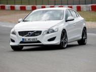 white S60 heico front / Volvo