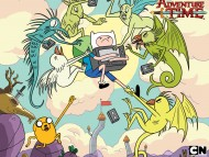 kinopoisk.ru Adventure Time with Finn 26 2338 3B Jake 2040782 w 1280 / Adventure Time with Finn & Jake