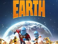 Escape from Planet Earth / Cartoons