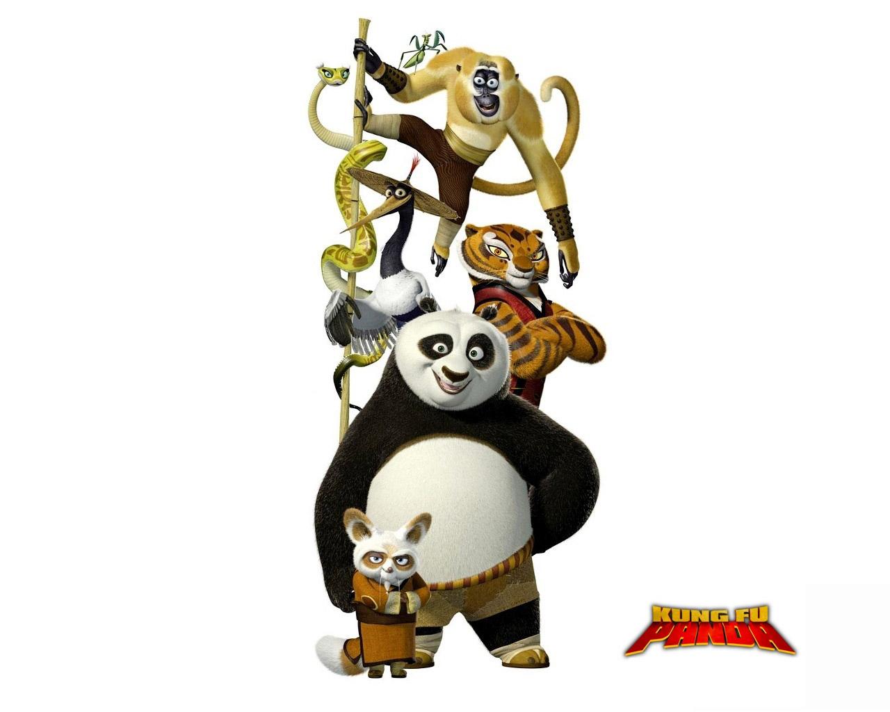 Free Download High Quality Kung Fu Panda Wallpaper Num 31
