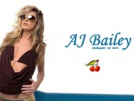 A J Bailey / Celebrities Female