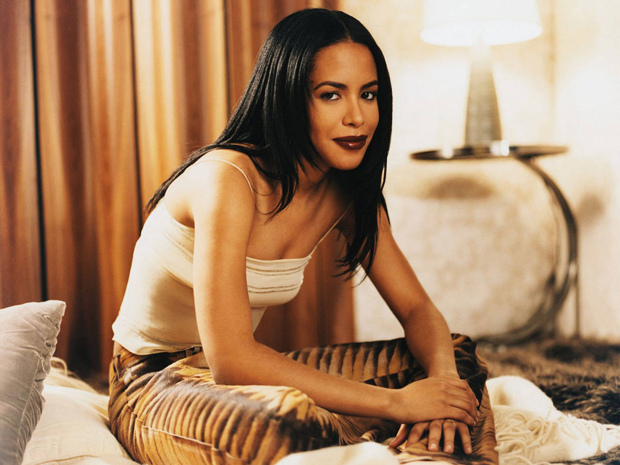 Download High quality Aaliyah wallpaper / Celebrities Female ...
