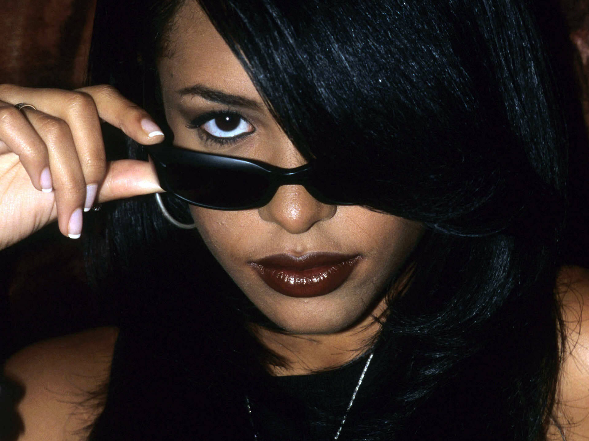 Download HQ Aaliyah wallpaper / Celebrities Female / 1920x1440