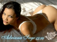 Adriana Sage / Celebrities Female