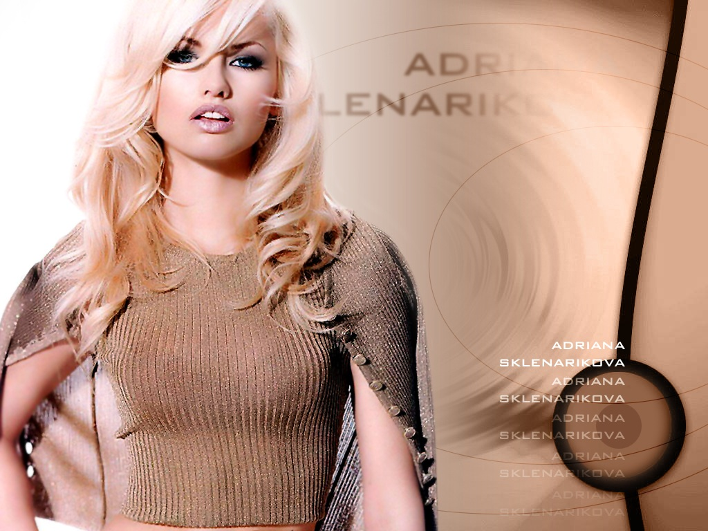 Full size Adriana Sklenarikova wallpaper / Celebrities Female ...