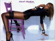 High quality Ainett Stephens  / Celebrities Female