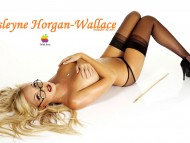 Aisleyne Horgan Wallace / Celebrities Female