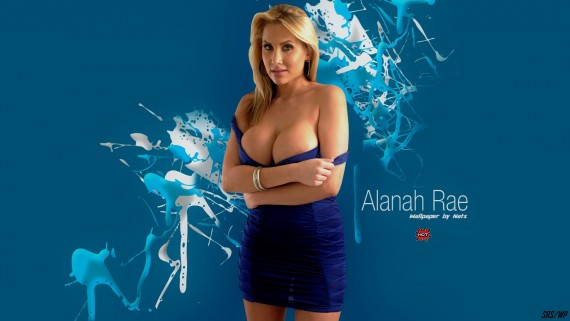 ... Send to Mobile Phone Alanah Rae Celebrities Female wallpaper num.8