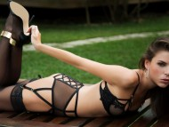 Aleska Slusarchi / Celebrities Female