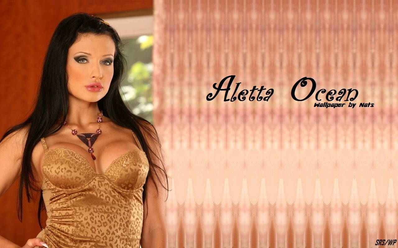 aletta ocean Aletta ocean is always in the mood for a wild fuck with her  10:10 hd aletta ocean is a horny slut with huge boobs who loves to  16:02 hd.