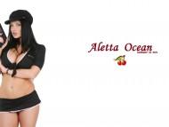 Aletta Ocean / Celebrities Female