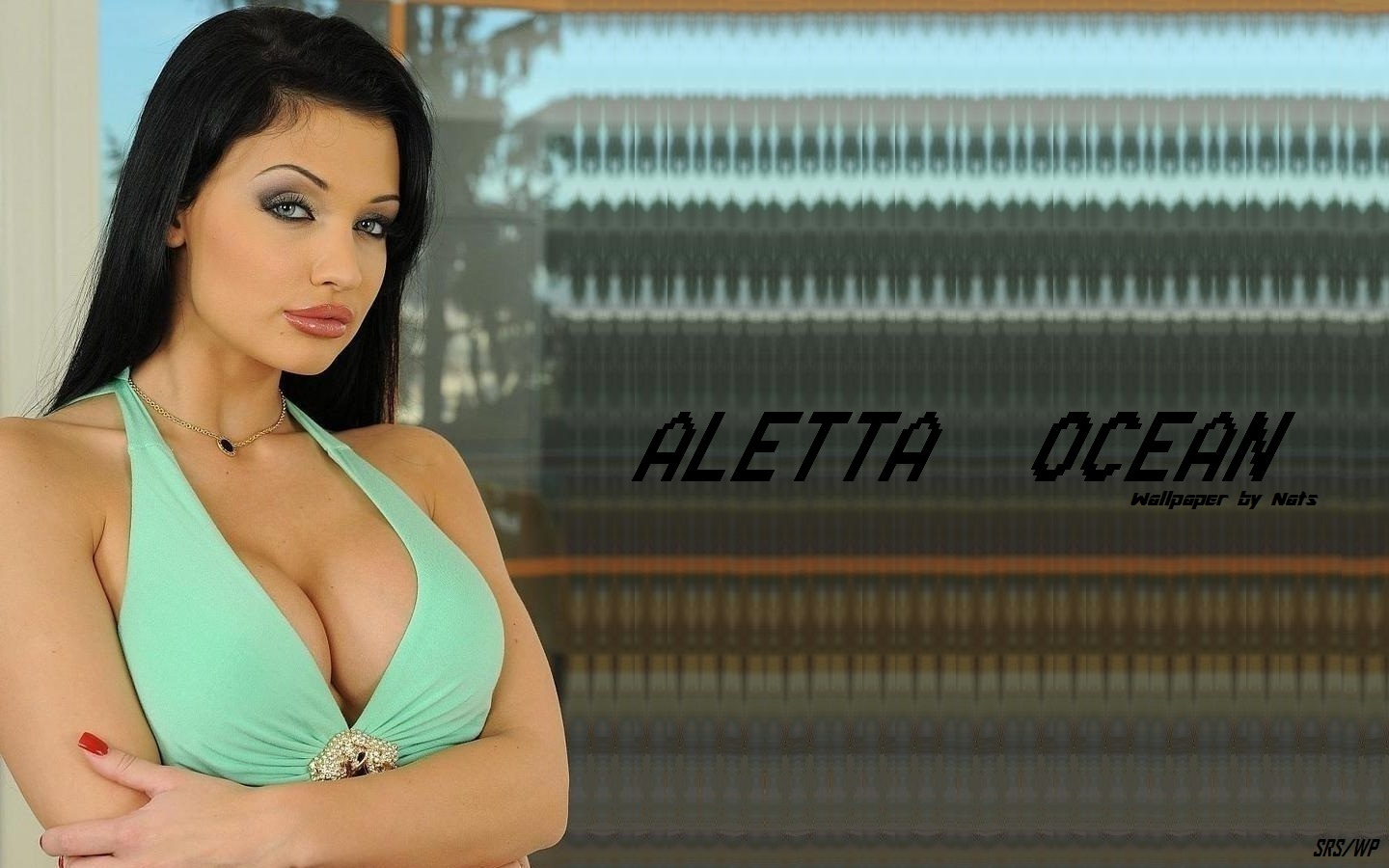 Download High quality Aletta Ocean wallpaper / Celebrities Female / 1440x900