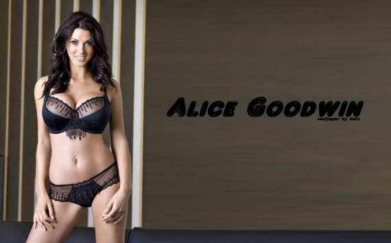 ... Send to Mobile Phone Alice Goodwin Celebrities Female wallpaper num.15