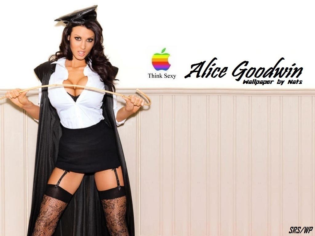 Download Alice Goodwin / Celebrities Female wallpaper / 1024x768