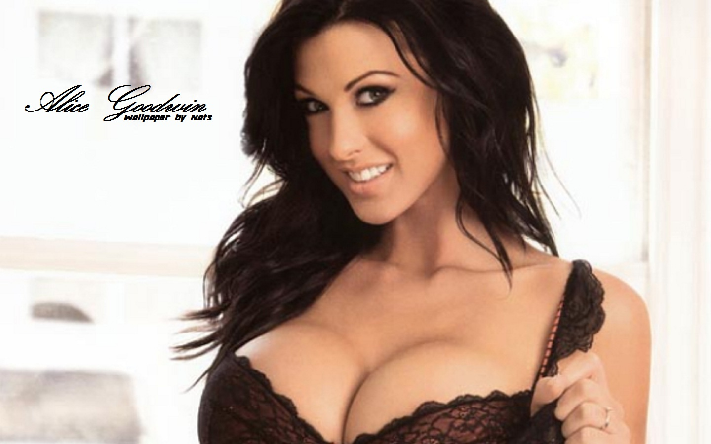 Alice Goodwin Celebrities Female Wallpaper