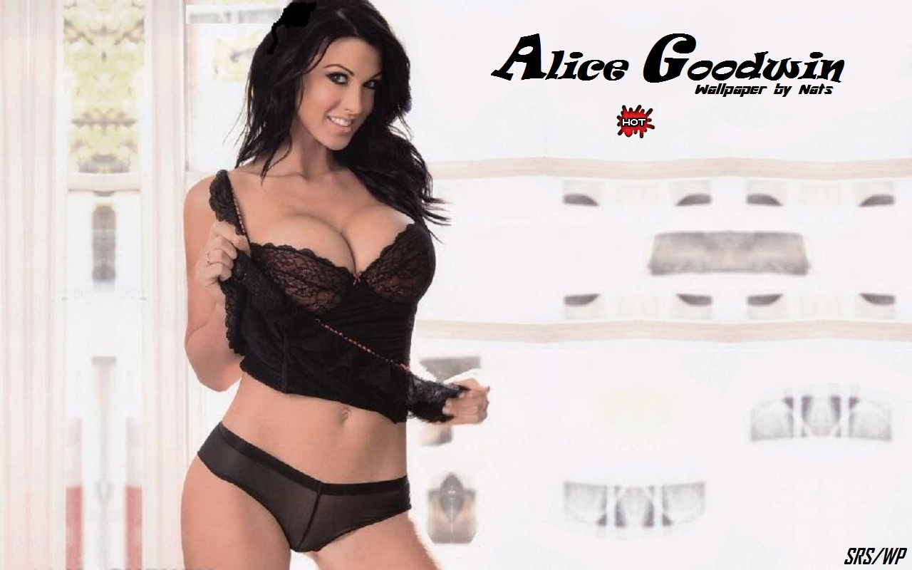 Download High quality Alice Goodwin wallpaper / Celebrities Female ...