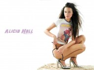 Alicia Hall / Celebrities Female