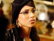 glasses / Alicia Keys