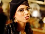 glasses / Alicia Keys