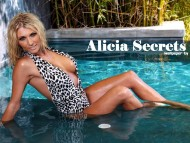 High quality Alicia Secrets  / Celebrities Female