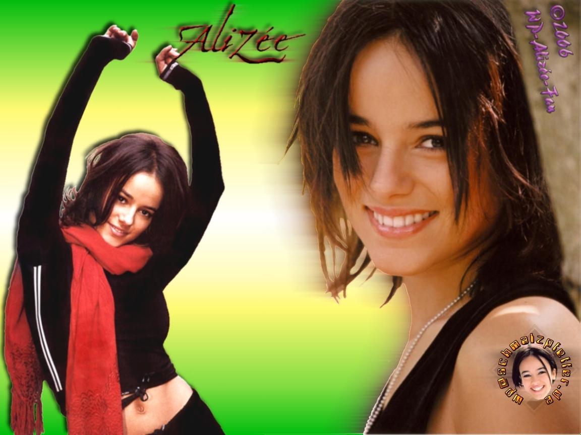 Download Alizee / Celebrities Female wallpaper / 1152x864