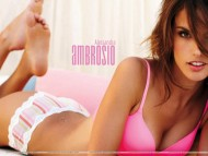 Allesandra Ambrosio / Celebrities Female