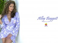 Alley Baggett / High quality Celebrities Female