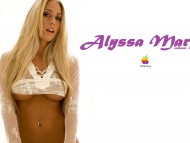 Alyssa Marie / Celebrities Female