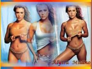 Alyssa Milano / HQ Celebrities Female
