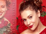 Download Alyssa Milano / Celebrities Female