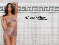 Alyssa Miller / Celebrities Female