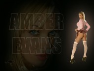 Amber Evans / Celebrities Female
