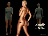 bikini / Amber Rose
