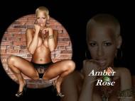 kanye west / Amber Rose