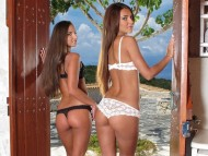 Download Amirah Adara and Alexis Brill / Celebrities Female