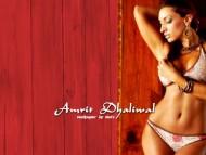 Amrit Dhaliwal / Celebrities Female
