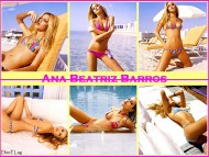 Ana Barros / Celebrities Female
