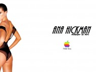 Ana Hickman / Celebrities Female