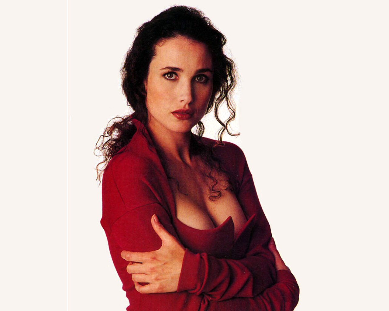Andie Macdowell Celebrities
