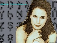 Download Andie Macdowell / Celebrities Female