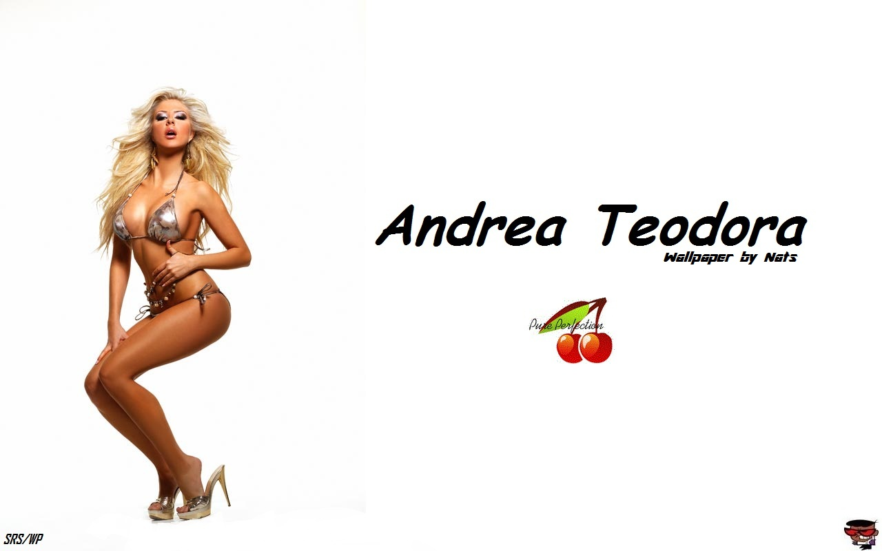 Download HQ Andrea Teodora wallpaper / Celebrities Female / 1280x800