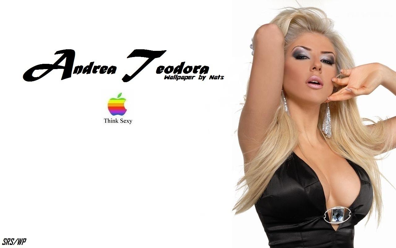 Download HQ Andrea Teodora wallpaper / Celebrities Female / 1280x800