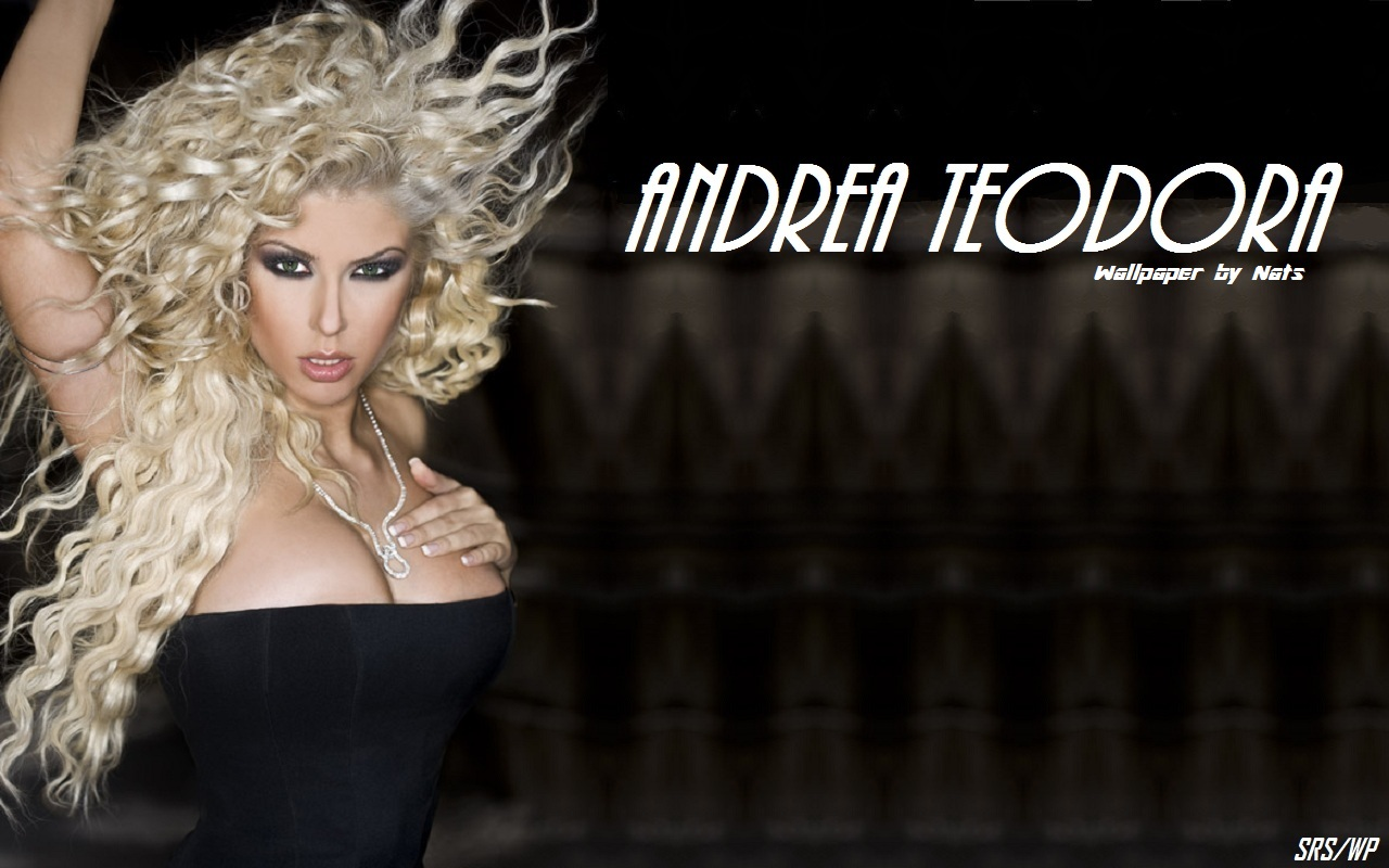 Download full size Andrea Teodora wallpaper / Celebrities Female ...